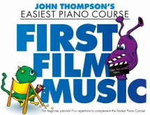 Thompson J. - First Film Music - Piano