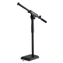 Woodbrass Mic25 Pied De Micro Sol Ou Table