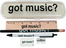 Set Crayon Got Music ?