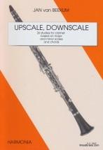 Beekum Jan (van) - Upscale, Downscale - Clarinette