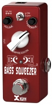 X-vive Bass Squeezer Rouge