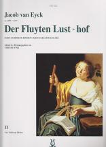 Eyck Jacob Van - Der Fluyten Lust-hof Vol.2