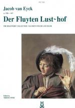 Van Eyck - Der Fluyten Lust-hof - Recorder
