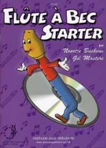 Buskens N./masters G. - Flute A Bec Starter Vol.1 + Cd