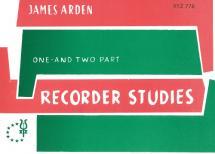 Arden James - Recorder Studies