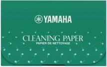 Yamaha Kit Carnet Papier Nettoyage Et Papier Poudre Tampons