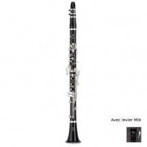 Yamaha Clarinette Ycl-450e Syseme Boehm, Levier Mib