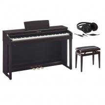Yamaha clavinova clp 525 rosewood banquette casque for Yamaha clavinova clp 200 price