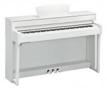 Yamaha Clavinova Clp635wh Blanc