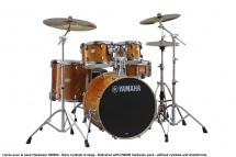 Yamaha Stage Custom Birch - Standard - Honey Amber + Pack Hardware Hw680w