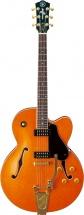 Yamaha Aes1500b + Bigsby Orange Stain