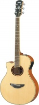 Yamaha Apx700iil Gaucher Natural