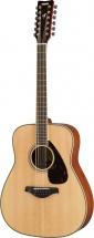 Yamaha Fg82012nt Natural 12