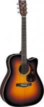 Yamaha Fx370c Tobacco Brown Sunburst