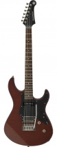 Yamaha Pacifica Pa611vfmx Ltd Matt Root Beer
