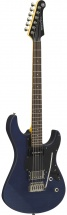 Yamaha Pacifica Pa611vfmxmtlb Ltd Matt Trans Blue