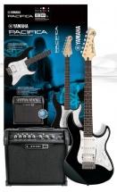 Yamaha Pa012bl Black Spider Pack