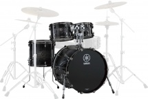 Yamaha Fusion Set Studio - 20x16 / 10 / 12 / Ft14 - Black Shadow Sunburst