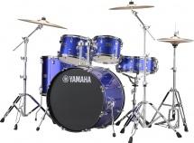 Yamaha Rydeen - Jrdp0f5fbset - Fine Blue - + Hw680w   (sans Cymbale)