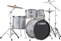 Yamaha Rydeen - Jrdp0f5slgset - Silver Glitter -  + Hw680w   (sans Cymbale)