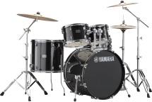 Yamaha Rydeen - Jrdp2f5blgset - Black Glitter -  + Hw680w  (sans Cymbale)