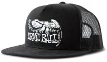 Ernie Ball Casquette Noir Logo Aigle Eb Blanc