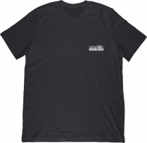 Ernie Ball T-shirt Mm Classic Pocket - S