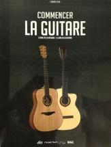 Commencer La Guitare Extrait De : Le Livre De La Guitare