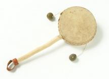 Yoman Mt013 - Klong - Klong Tambourin Sur Manche Avec Billes