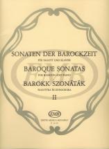 Baroque Sonatas 2 - Bassoon And Piano