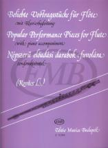 Kovacs L. - Popular Performance Pieces - Flute, Piano