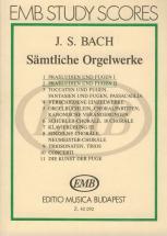 Bach J.s. - Saemtliche Orgelwerke 1 - Organ