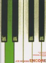Hisaishi J. - Encore - Piano