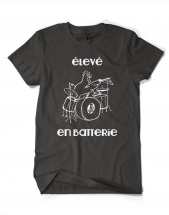 Ze Barnyshop Tee-shirt Femme Noir/blanc S