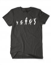 Ze Barnyshop Tee-shirt Homme Noir/blanc M