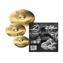 Zildjian Pack Plz360wb Planet Z Cymbales 13 16 20