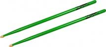 Zildjian 5acwdgg - 5a Acorn Neon Vert