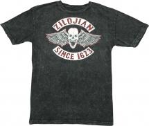 Zildjian Taille S - T Shirt Biker