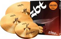 Zildjian Zbt460 - Pack Zbt Set Pro - 8- 14- 16- 20+ 5awn