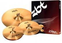 Zildjian Zbts3p-9 Zbt Set Pro Cymbales 13/18/14
