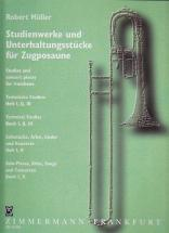 Müller Robert - Technische Studien Für Posaune Vol .2 - Trombone