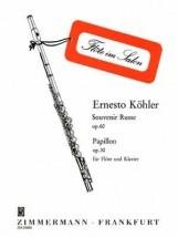 Kohler E. - Souvenir Russe Op.60 / Papillon Op.30