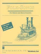 Oesterreich Helmut - Folk Songs Für 2 Gitarren Oder Gitarren Ensemble