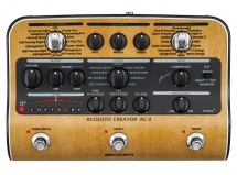 Zoom Ac-3 Acoustic Creator Pedale