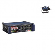 Zoom Pack F8 + Sacoche De Transport Pcf-8
