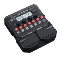 Zoom G1-four Multieffet Pour Guitare Electrique
