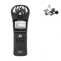 Zoom H1n Noir + Kit Accessoires Aph-1n