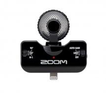 Zoom Iq5 Noir - Micro Stereo M-s Pour Iphone - Ipad - Ipod