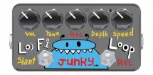Zvex Lo Fi Loop Junky