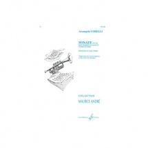 Corelli Arcangelo - Sonate En Fa Majeur - Cor Et Piano